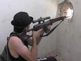 James Foley last images of the Syrian civil war