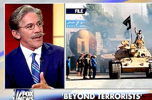 Geraldo: U.S. Should Partner with Syrian Dictator Assad against ISIS