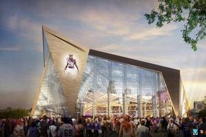 Vikings Adding $19M To Stadium Project